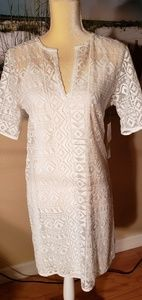 NWT Sigrid Olsen Lace Dress